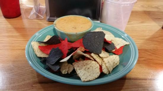 Hindman, KY: Queso and a smoothie