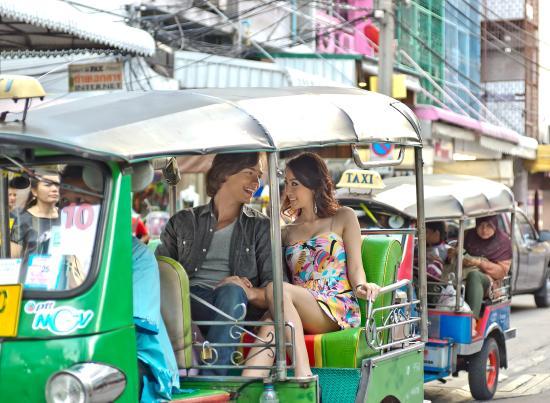 Baiyoke Sky Hotel Ab 66 8 0 Bewertungen Fotos Preisvergleich Bangkok Thailand