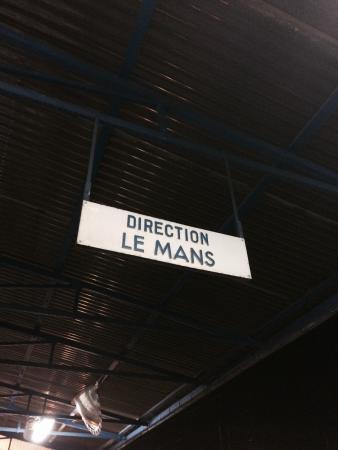 Appart'City Le Mans Centre Aufnahme