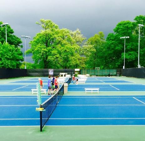Piedmont Park Tennis Center