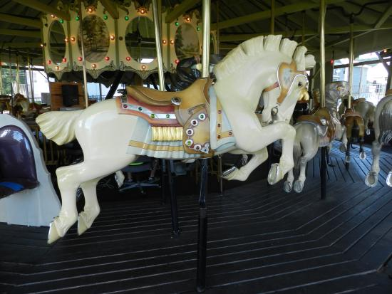‪George W. Johnson Park Carousel‬