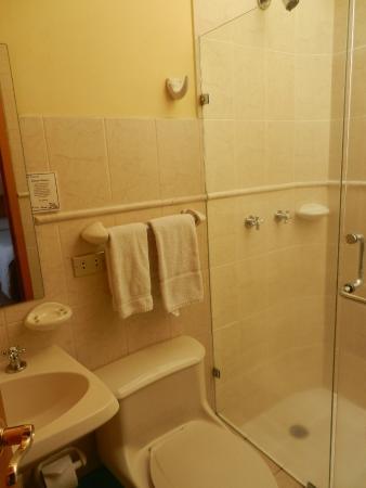 Hotel Primavera : Bathroom