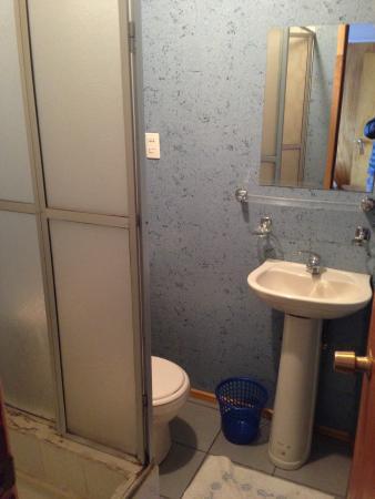 Hostal Reymar: Toilet