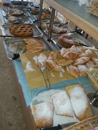 San Giorgio Hotel: Dolce colazione