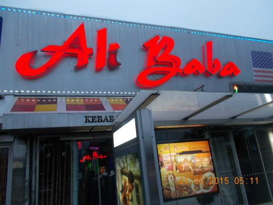 Ali baba middle eastern restaurant 18310 horace for Ali baba mid eastern cuisine