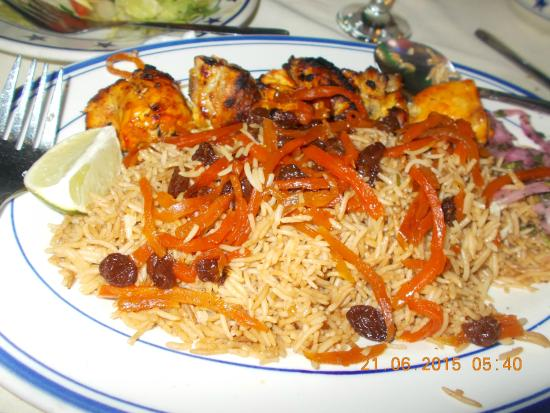 Food dish picture of ali baba fresh meadows tripadvisor for Ali baba cuisine