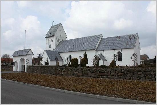 Ravsted Kirke