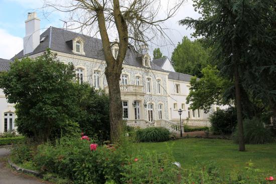 Hostellerie de Le Wast Chateau des Tourelles: Château des Tourelles