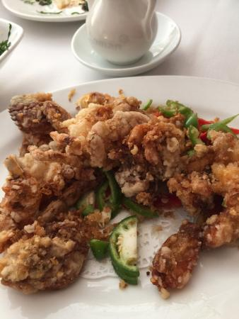 Mayfair Garden : Softshell crab