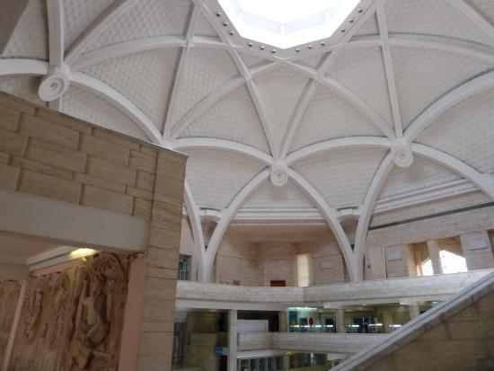 Archeology Museum: La sala centrale