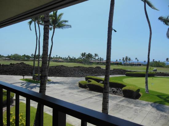 Balcony - Shiono at Mauna Lani: Vu