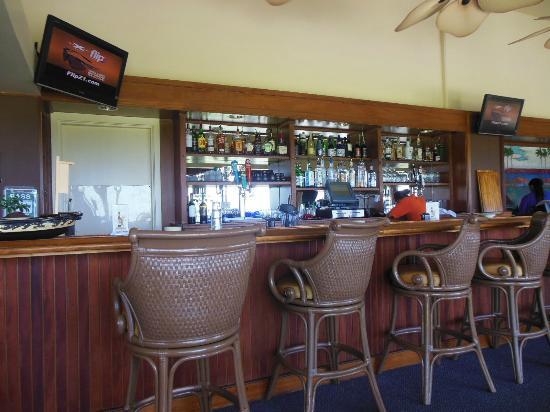 Shiono at Mauna Lani: Bar