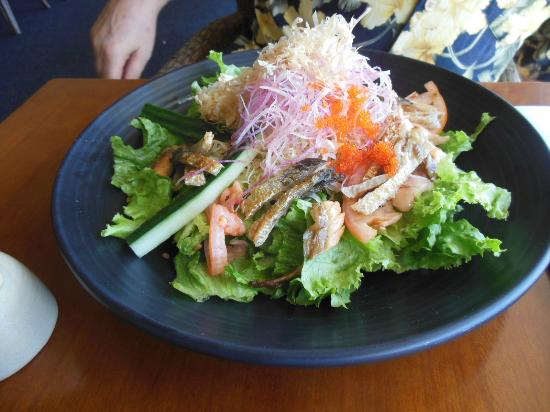 Shiono at Mauna Lani: Thai Ori Salad