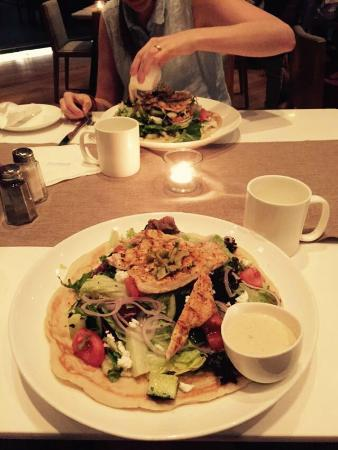 Lafa Bread Salad