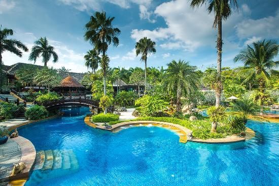 Hotspring Beach Resort & Spa