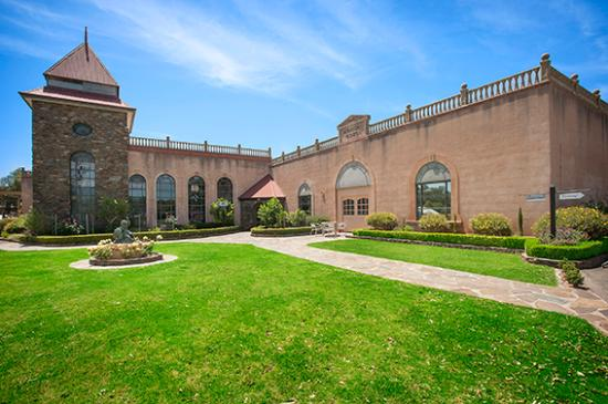 Долина Барроса, Австралия: Lou Miranda Estate Winery & Restaurant