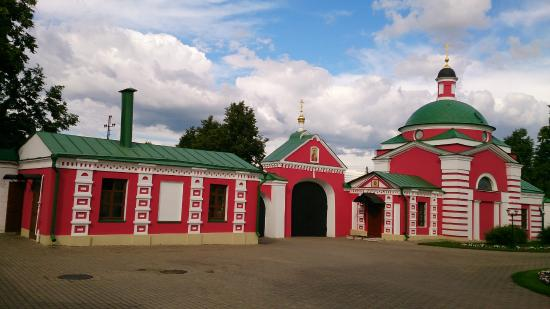 Dmitry Rostovskiy's Church