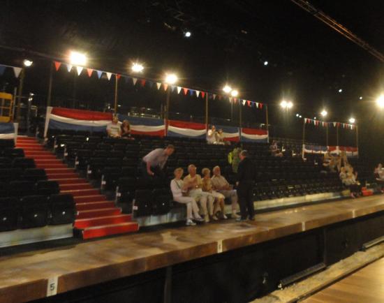 York Theatre Royal: The Signal Box Theatre