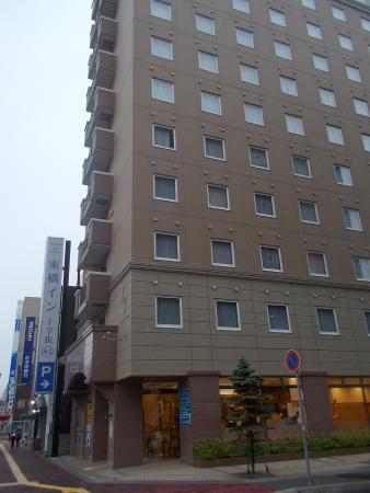 Toyoko Inn Kushiro Jujigai : 外観