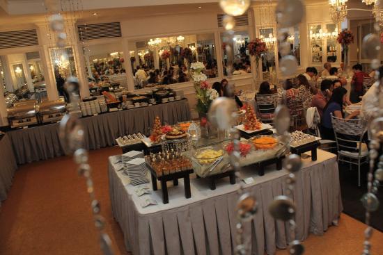 Buffet Line 1 Picture Of The Sulo Riviera Quezon City TripAdvisor