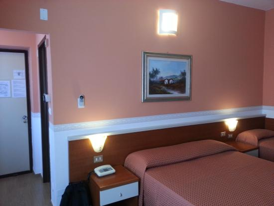 Hotel Genova : room