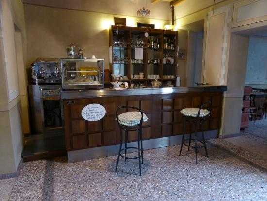 Hotel Giulia Gonzaga: Bar