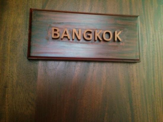 Sala Boutique Hotel: Bangkok room