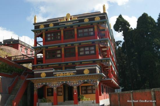 Lava Jamgyong Kongtrul Monastery