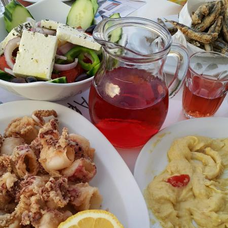 Akrogialia Restaurant: Akrogialia