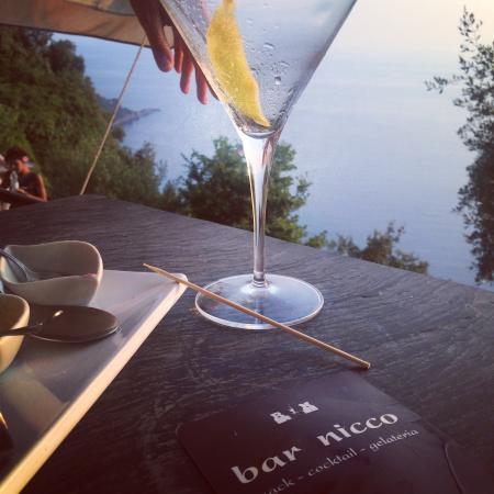 Da Nicco Cocktail Bar con Cucina a Ruta di Camogli