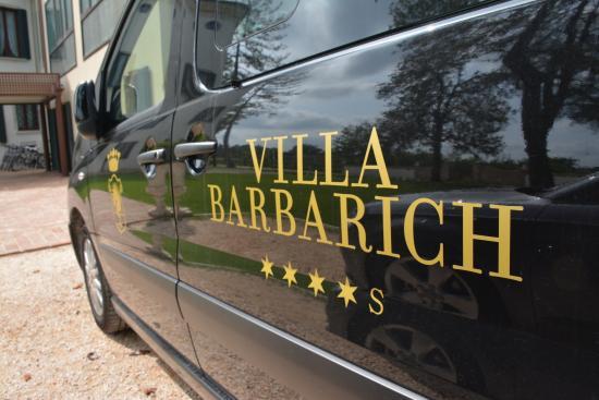 Villa Barbarich Hotel Mestre Provincia Di Venezia