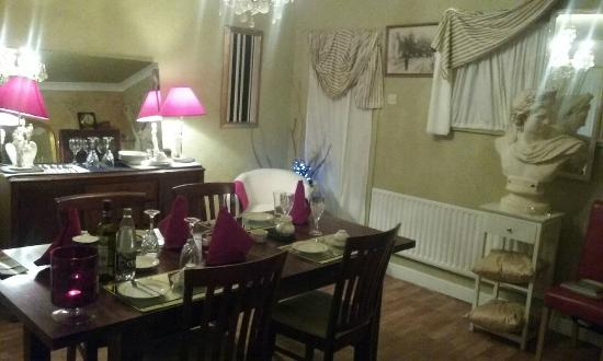 Beautiful Aisling Bed And Breakfast: Comedor