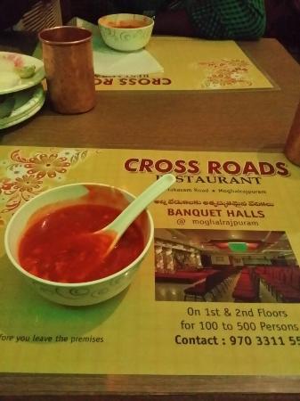 Crossroads Restaurant, Vijayawada - Restaurant Reviews
