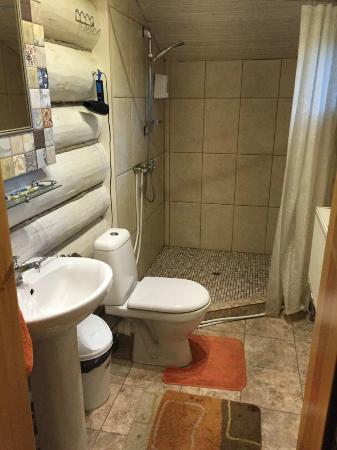Doi Haiduci: bathroom