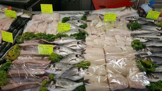 Doncaster Fish Market