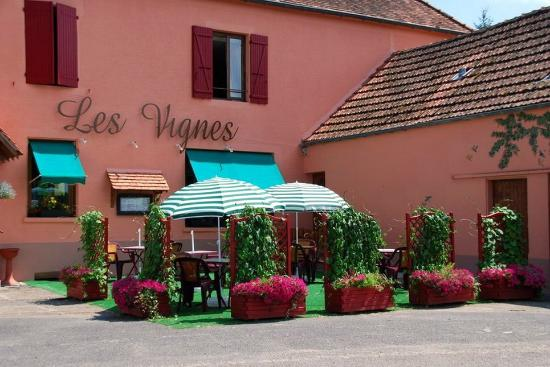 Restaurant Les Vignes