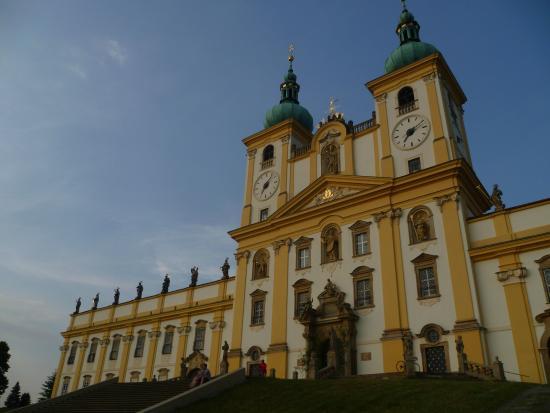St. Kopacek Church and Monastery: Svatý kopeček
