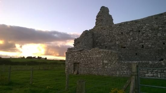 Killala, Ireland: rathfran abbey