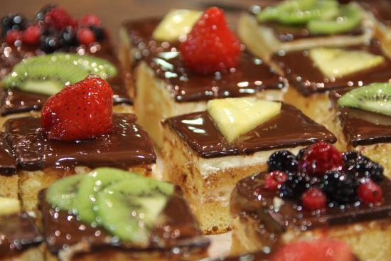 Hotel Granta Parey: dessert