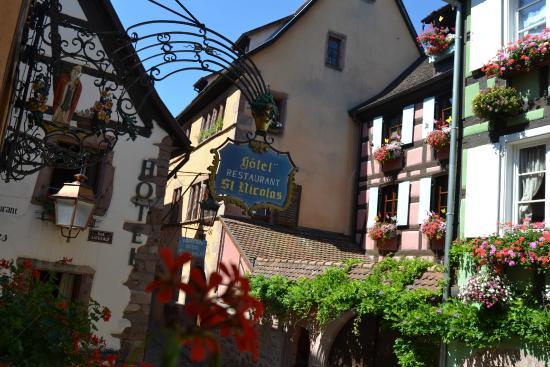Hotel Restaurant Saint Nicolas Alsace