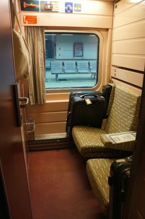 Trenhotel Salvador Dali: C Class
