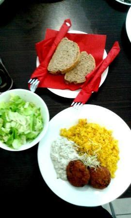Ananda: Lunch :)