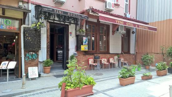 Yeni Hotel: hotel