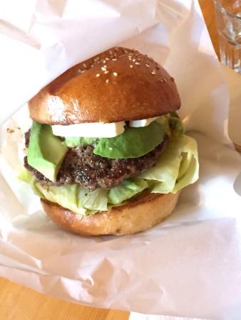Moose Hills Burger Photo