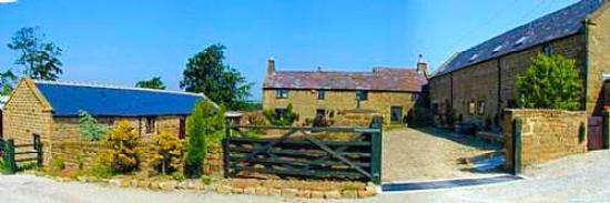 Holestone Moor Barns