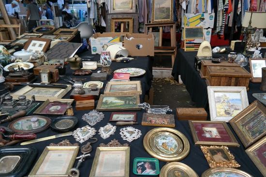 Market vendor foto di porta portese roma tripadvisor - Porta portese numero ...