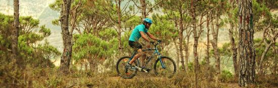 Jezzine, Liban : Biking