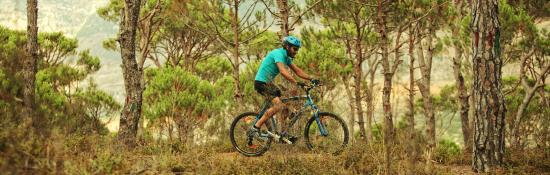 Jezzine, Líbano: Biking