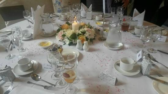 Chartridge Lodge: Wedding Reception