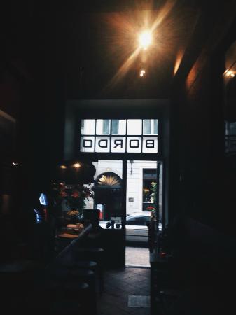 Bordo Cafe : BORDO